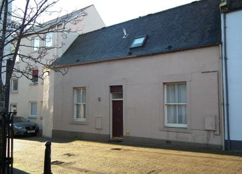Thumbnail 2 bed terraced house for sale in Castle Street, Duns