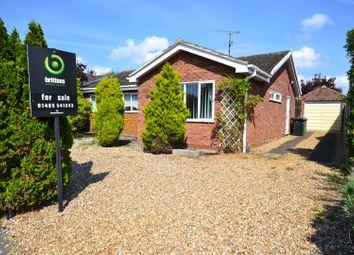Thumbnail 3 bedroom detached bungalow for sale in Jubilee Drive, Dersingham, King's Lynn