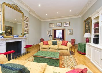 Thumbnail 4 bed property to rent in West Halkin Street, London
