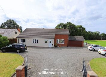 Thumbnail 4 bed detached house for sale in Upper Denbigh Road, St. Asaph