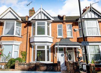 Thumbnail 4 bedroom terraced house to rent in Boundary Road, London