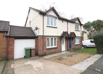 Thumbnail 3 bed semi-detached house for sale in Down Road, Plympton, Plymouth