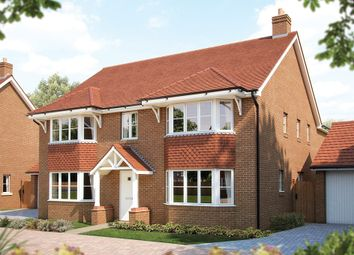 """Thumbnail 5 bed detached house for sale in """"The Ascot"""" at Rusper Road, Ifield, Crawley"""