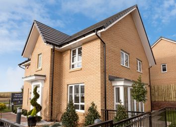 "Thumbnail 4 bedroom detached house for sale in ""Craigcrook"" at Ravenscliff Road, Motherwell"