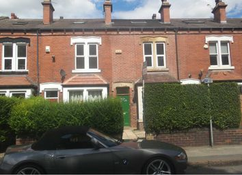 Thumbnail 4 bedroom terraced house to rent in Sugar Well Court, Meanwood Road, Leeds