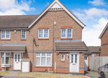 Thumbnail 3 bed semi-detached house for sale in Bewicke Road, Leicester, Leicestershire
