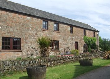 Thumbnail 4 bed country house for sale in Kirkpatrick Fleming, Lockerbie