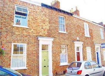 Thumbnail 2 bed town house to rent in 7, Hampden Street Bishophill, York