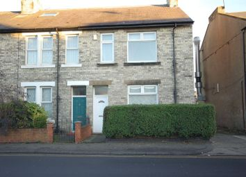 Thumbnail 3 bed terraced house for sale in Forest Hall Road, Forest Hall, Newcastle Upon Tyne