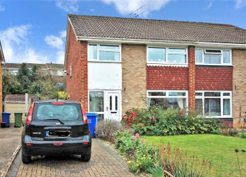Thumbnail 3 bed semi-detached house for sale in Woodberry Drive, Sittingbourne, Kent