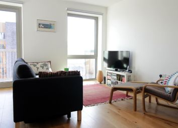 Thumbnail 1 bed flat for sale in Aurelia Building, 12 Rathbone Market, Canning Town