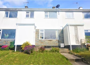 Thumbnail 3 bed terraced house for sale in Trenance Close, Helston