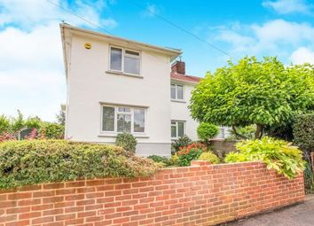 Thumbnail 3 bed semi-detached house for sale in Dorset Square, Rainham, Gillingham, Kent