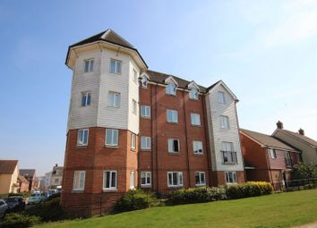 Thumbnail 2 bedroom flat for sale in Woodpecker Way, Costessey, Norwich
