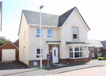 Thumbnail 4 bedroom detached house for sale in Horizon Way, Loughor, Swansea
