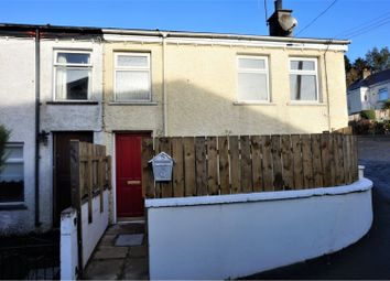 Thumbnail 2 bed end terrace house for sale in Church Lane, Ballynahinch