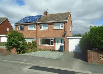 Thumbnail 3 bed semi-detached house for sale in Beeches Drive, Bayston Hill, Shrewsbury
