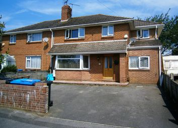Thumbnail 4 bed semi-detached house for sale in Allenby Road, Poole