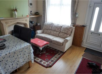 Thumbnail 2 bedroom terraced house for sale in Short Street, Wednesbury
