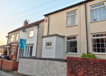 Thumbnail 2 bed end terrace house for sale in Chapel Street, Bignall End, Stoke-On-Trent