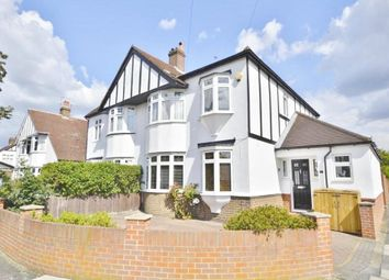 Thumbnail 4 bed semi-detached house for sale in Lyndhurst Avenue, Twickenham