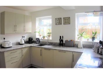 Thumbnail 3 bed semi-detached house for sale in Aberdeen Close, Stamford