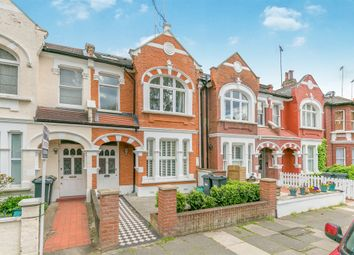 Thumbnail 3 bed flat for sale in Silver Crescent, London