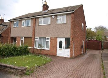 Thumbnail 3 bed semi-detached house to rent in Linton Crescent, Shadwell, Leeds
