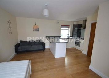 Thumbnail 1 bed flat to rent in Salcombe Gardens, London