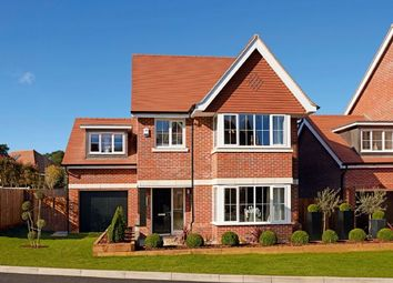 Thumbnail 3 bed detached house for sale in Old Bisley Road, Frimley, Surrey