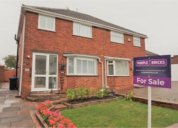 Thumbnail 3 bed semi-detached house for sale in Anderson Crescent, Great Barr