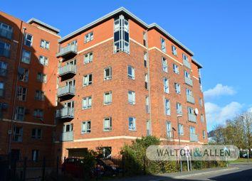 Thumbnail 2 bedroom flat for sale in Stuart Street, Derby