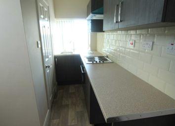 Thumbnail 1 bedroom flat to rent in Walsall Road, Darlaston, Wednesbury