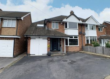 4 bed semi-detached house for sale in Ralph Road, Shirley, Solihull B90