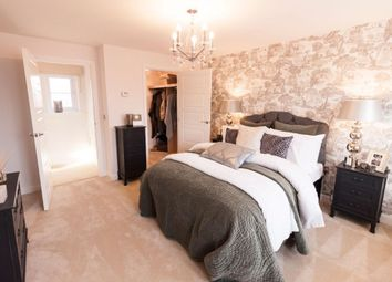 "Thumbnail 4 bed detached house for sale in ""Alnwick"" at Stanley Close, Corby"