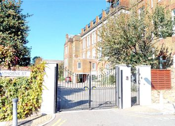 Thumbnail 3 bed flat to rent in Bow Brook House, Gathorne Street, London