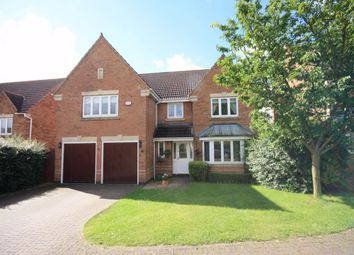 Thumbnail 5 bedroom detached house for sale in The Pickerings, Brixworth, Northampton