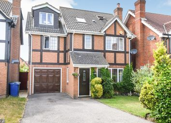 5 bed detached house for sale in Grifon Road, Chafford Hundred, Grays RM16