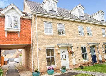 Berry Way, Andover SP10. 3 bed end terrace house