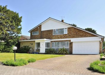 Thumbnail 4 bed detached house for sale in Aspen Copse, Bickley, Bromley