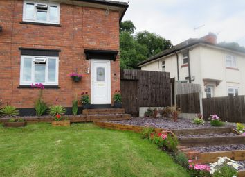 Thumbnail 2 bedroom semi-detached house for sale in Linwood Road, Dudley