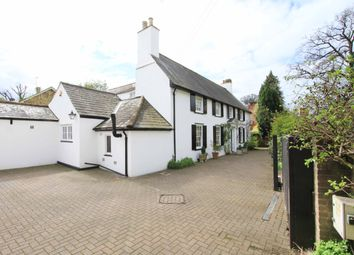 Thumbnail 4 bed cottage for sale in High Road, Eastcote, Pinner