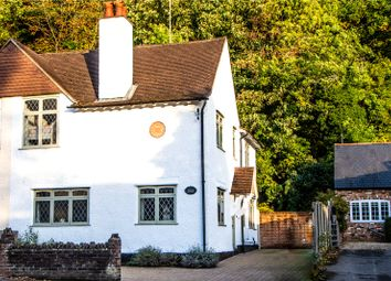 Thumbnail 3 bed semi-detached house for sale in Borough Cottages, Charterhouse Road, Godalming, Surrey