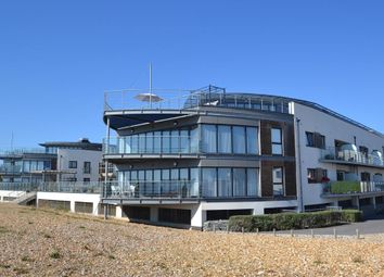 Thumbnail 2 bed flat for sale in Chichester House, The Waterfront, Goring