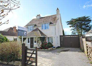 Thumbnail 3 bed detached house for sale in Moorland Avenue, Barton On Sea, New Milton