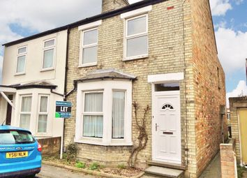Thumbnail 3 bedroom semi-detached house to rent in Natal Road, Cambridge