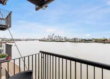 Thumbnail 1 bed flat for sale in Wapping Wall, London
