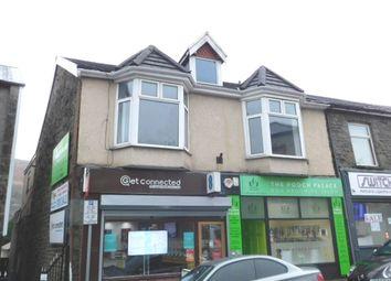 Thumbnail 3 bedroom flat to rent in Llynypia Road, Tonypandy, Rhondda