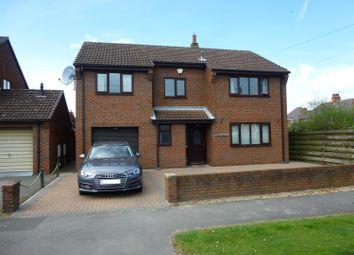 Thumbnail 4 bedroom detached house for sale in West Furlong, Retford