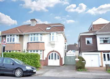 Thumbnail 4 bedroom semi-detached house for sale in Reedley Road, Bristol